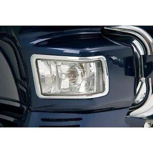 SHOW CHROME® DRIVING LIGHT TRIM for HONDA GL1500, CHROME  NEW # 52-573