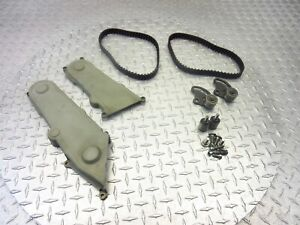 2005 02-06 Ducati Monster 620 M620 OEM Timing Belts Pulley Covers Pulleys Lot