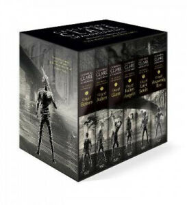 The Mortal Instruments Boxed Set (The Mortal Instruments) by Cassandra Clare