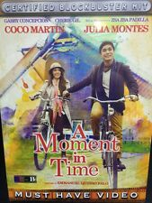 Tagalog/Filipino DVD: A Moment In Time English Subbed
