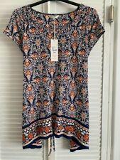 Rocha John Rocha Ladies Summer Designer Top Brand new with tags Size 18