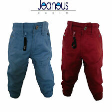 Unbranded 100% Cotton Jeans (2-16 Years) for Boys