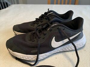 Women's Boys Nike Revolution Running Fitness Trainers Size Uk5