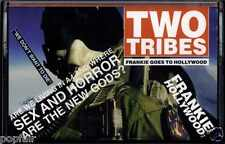 FRANKIE GOES TO HOLLYWOOD - TWO TRIBES 1984 UK CASSINGLE 1994 RE-RELEASE VERSION