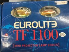 Eurolite TF1100 Mini Automotive Projector Lamps - rainbow (Fog / Vanity Light)
