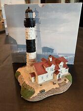Harbour Lights 228 Big Sable Point, Mi Lighthouse, Coa, Box Low #475 c.1999