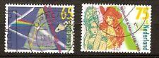Nederland - 1988 - NVPH 1406-07 - Gebruikt - LC656