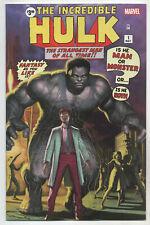Incredible Hulk 1 Facsimile Marvel 2019 NM- Rock-He Kim Homage Variant