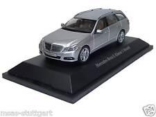 Mercedes Benz Clase E modelo T S212 Avantgarde iridio plata Schuco 1:43 neu