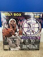 2019-20 Panini Illusions Basketball NBA Mega Box SEALED!