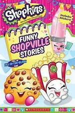 Funny Shopville Stories (Shopkins)-ExLibrary