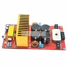 IRS2092 IRFB4227 500W+500W 4ohm Class D Amplifier completed board