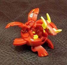 Bakugan Pyrus Vexos Hex Dragonoid 460G SEGA TOYS Very RARE