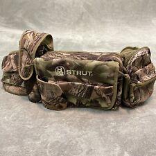 Hs Strut Ultimate Waist Bag hunting pack Real Tree Hardwoods