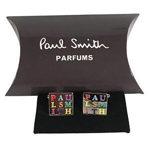 Paul Smith Designer Cufflinks Cuff Links Men