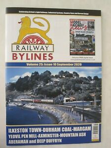 Railway Bylines vol 25 - issue 10, September 2020