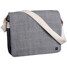 "*SALE* HEX Academy Collection 15"" Shoulder/Messenger Bag Gray Denim"