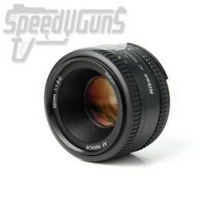 Likely New Nikon Nikkor AF 50mm f/1.8D Lens