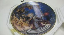 Dragon Master Limited Edition Collectible Plate #6535 From The Franklin Mint pl2