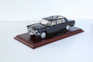 1:24 HongQi CA770TJ 35th NationalDay Limousine 1958 Black CenturyDragon Diecast