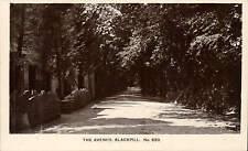 Blackpill, Swansea. The Avenue # 680 by F.W. Holloway.