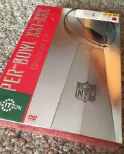 NFL Films Super Bowl Collector's Set: Super Bowl XXI-XXX (DVD, 2004, 5-Disc Set)