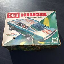 Vintage MPC 1968 Barracuda Model