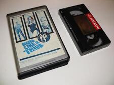 VHS Video ~ Run Like a Thief ~ Large Case Ex-Rental Pre-Cert ~ Video Network