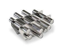 Trichtermagnet magnetabscheider acero inoxidable 180 x 170 x 75 mm