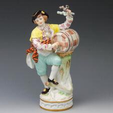 """NP# 4277,- EUR Figur Meissner Porzellan 1.Wahl  """"Winzerknabe"""""""