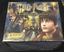 HARRY POTTER AND THE PHILOSOPHER'S STONE STICKERS..PANINI..50 pack box..NEW