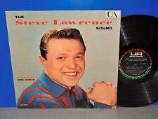 The Steve Lawrence Sound USA UA 1960 MONO ORIGINALE Don Costa VINILE LP