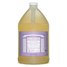 Dr Bronners Pure Castile Soap Liquid (Hemp 18-in-1) Lavender 3.78L - vegan