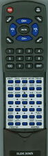 Replacement Remote for MEMOREX DVD2100P, 076R0JT020