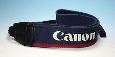 Canon EOS Trageriemen / Carrying Strap / Courroie - ~125cm - (202837)