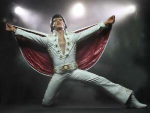 "NECA 8"" Elvis Presley (Live in '72) 7"" Figure"