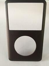 Front pannel dark grey cover frontale atrancite per iPod classic 6a 7a gen orig.