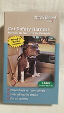 New listing Solvit Deluxe Travel Hound Car Safety Dog Harness (Large Pets 45-85 lbs) New Nib