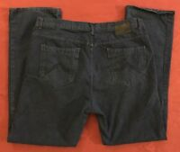 Klassique Classic Fit Dark Blue Jeans Mens size 36x32