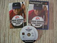 PLAYSTATION 2 PS 2 TIGER WOODS PGA TOUR 2004