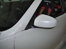 370Z 09-16 CARBON FIBER SIDE MIRROR BASE COVERS