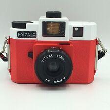Holga 120GCFN RED Medium Format Film Camera Tested Works