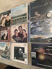 SACD Super Audio cd lot of 9 HYBRID Stereo 2 Sealed Tchaikovsky Mendelssohn