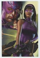 Generations Hawkeye 1 Marvel 2017 NM Greg Horn Virgin Variant