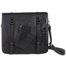 6a10f8efc6af Sourpuss Idoless Studded Messenger bag Punk Gothic Rockabilly Retro Purse  Bag