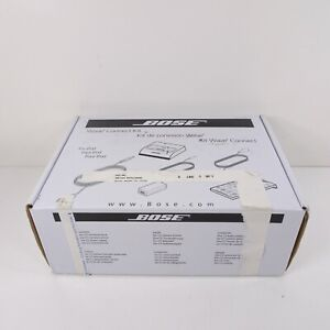 Bose Wave Connect Kit for iPod Docking Station 347759-0010 New