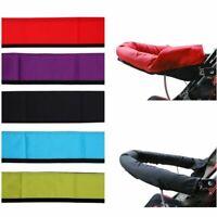 Baby Pushchair Handle Sleeve Stroller Bar Cover Pram Hand Glove Oxford Fabric
