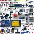 UNO R3 Starter Kit for Arduino 1602LCD Servo Ultrasonic Motor LED Relay RTC DIY