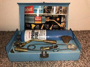 Bernz O Matic Deluxe Torch Kit. Model TX 25