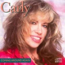 Coming Around Again by Carly Simon (CD, Apr-1987, Sony Music Entertainment)